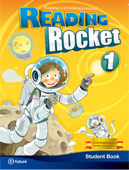 Reading Rocket 1 Student Book with CD