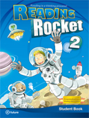 Reading Rocket 2 Student Book with CD