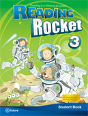 Reading Rocket 3 Student Book with CD