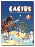 Cactus 1 Student Book with Workbook and CD