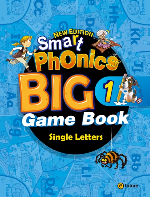 Smart Phonics New Edition 1 Big Game Book