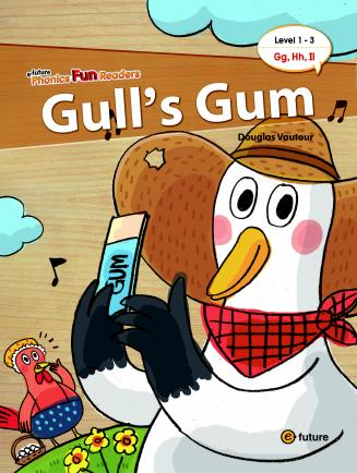 Phonics Fun Readers Level 1 Gull's Gum (with CD)