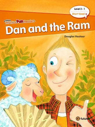 Phonics Fun Readers Level 2 Dan and the Ram (with CD)
