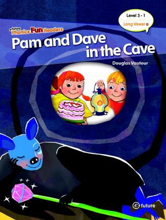 Phonics Fun Readers Level 3 Pam and Dave in the Cave (with CD)