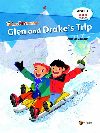 Phonics Fun Readers Level 4 Glen and Drake\'s Trip (with CD)