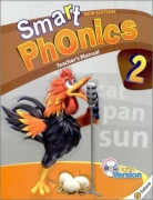 Smart Phonics New Edition 2 Teacher's Manual (with CD-ROM)