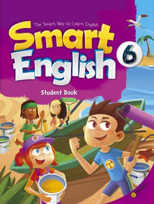 Smart English 6 Student Book (with Flashcards and Class Audio CD)