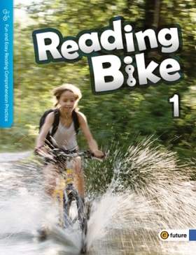 Reading Bike 1 Student Book with CD