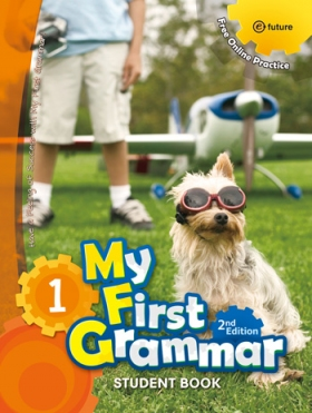 My First Grammar 1 (2nd Edition) Student Book