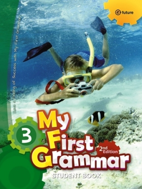 My First Grammar 3 (2nd Edition) Student Book