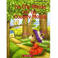 Easy Story House Packs: Beginner 1 The City Mouse and the Country Mouse