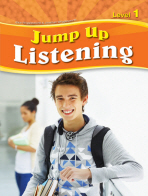 Jump Up Listening Book1 (Student Book/ Workbook / 2CDs)