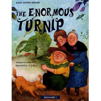 Easy Story House Packs: Beginner 1 The Enormous Turnip