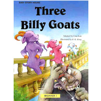 Easy Story House Packs: Beginner 1 Three Billy Goats