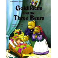 Easy Story House Packs: Beginner 1 Goldilocks and the Three Bears