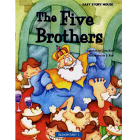 Easy Story House Packs: Elementary 1 The Five Brothers