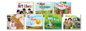 Explore Our World Readers Library Set Level 2 (8 titles)