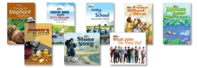 Explore Our World Readers Library Set Level 4 (8 titles)