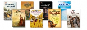 Explore Our World Readers Library Set Level 6 (8 titles)