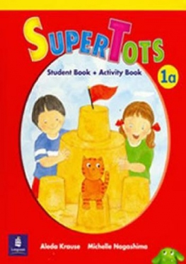 SuperTots 1 Student Book A with Activity Book Pages