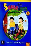 SuperTots 2 Student Book A with Activity Book Pages