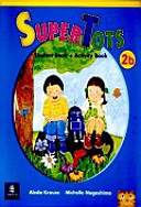 SuperTots 2 Student Book B with Activity Book Pages