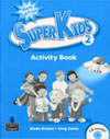 SuperKids 2 Activity Book with CD