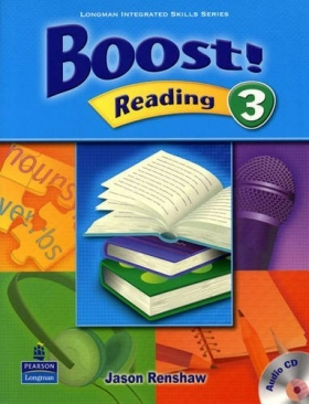 Boost Reading 3 Student Book with CD