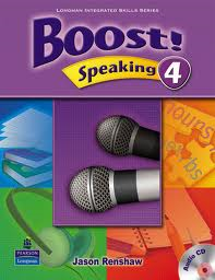 Boost Speaking 4 Student Book with CD