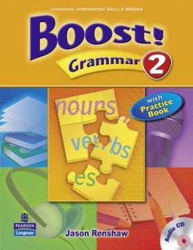 Boost Grammar 2 Student Book with CD