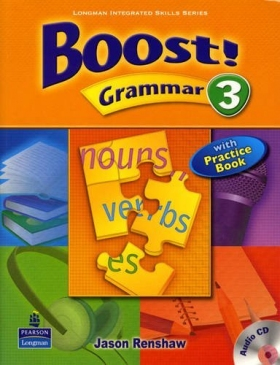 Boost Grammar 3 Student Book with CD