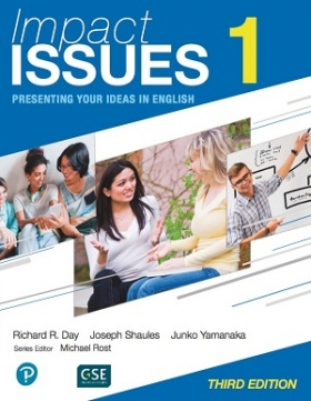 Impact Issues 3rd Edition 1 Student Book with Online Code
