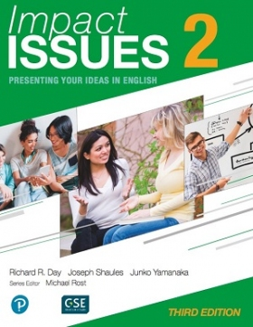 Impact Issues 3rd Edition 2 Student Book with Online Code