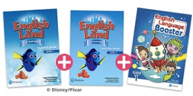 English Land 2nd Edition 1 English Land and English Language Booster Special Starter Pack