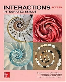 Interactions Integrated Skills Access StudentBook with mp3