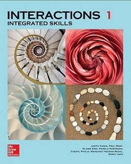 Interactions Integrated Skills 1 StudentBook with mp3