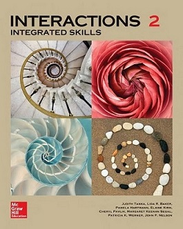Interactions Integrated Skills 2 StudentBook with mp3