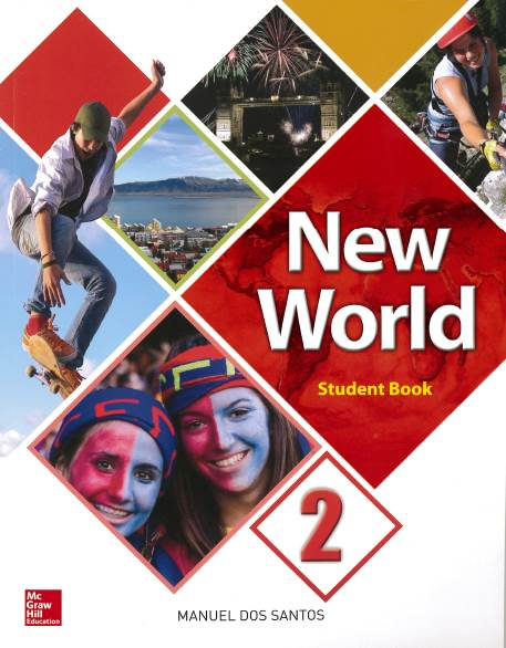 New World (My World, 2nd Edition) 2  Student Book with mp3 Audio CD