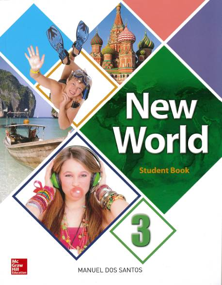 New World (My World, 2nd Edition) 3  Student Book with mp3 Audio CD