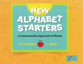 New Alphabet Starters Student Book with MP3 Audio