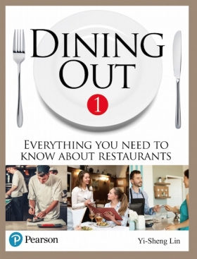 Dining Out Student Book with CD Leve 1