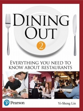 Dining Out Student Book with CD Level 2