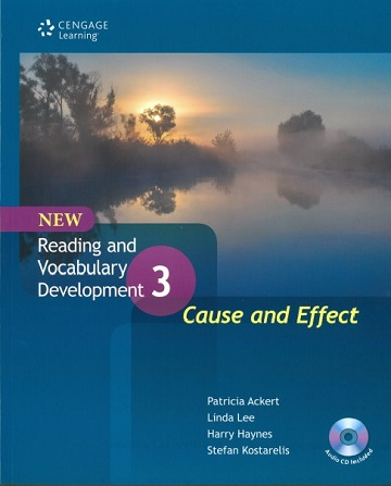 Reading and Vocabulary Development Level 3 - Cause & Effect, Updated Edition Student Book with Mp3 Audio CD