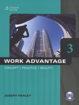 Work Advantage: Concept, Practice, Reality Book 3 Student Book with MP3 Audio