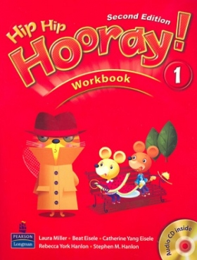 Hip Hip Hooray 2nd Edition 1 Workbook with CD