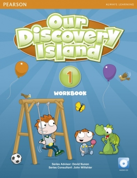 Our Discovery Island 1 Workbook with Audio CD