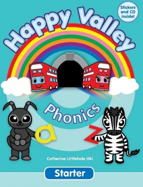 Happy Valley Phonics Starter