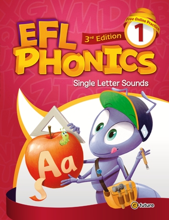 EFL Phonics 3rd Edition: Student Book 1 (with Workbook and CDs)