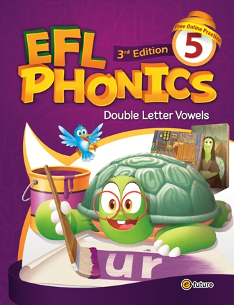 EFL Phonics 3rd Edition: Student Book 5 (with Workbook and CDs)