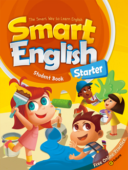 Smart English Starter Student Book (with Flashcards and Class Audio CD)